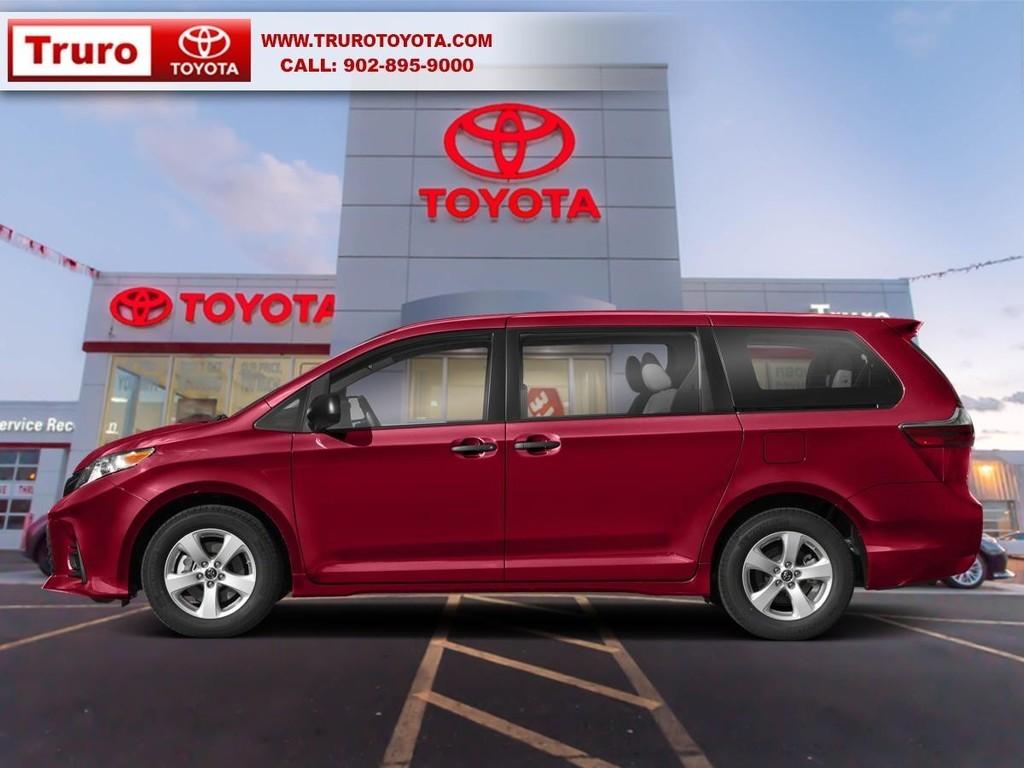 2018 Toyota SIENNA XLE AWD 7-PASS