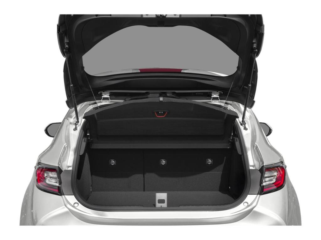 2019 Toyota COROLLA HATCHBACK CVT