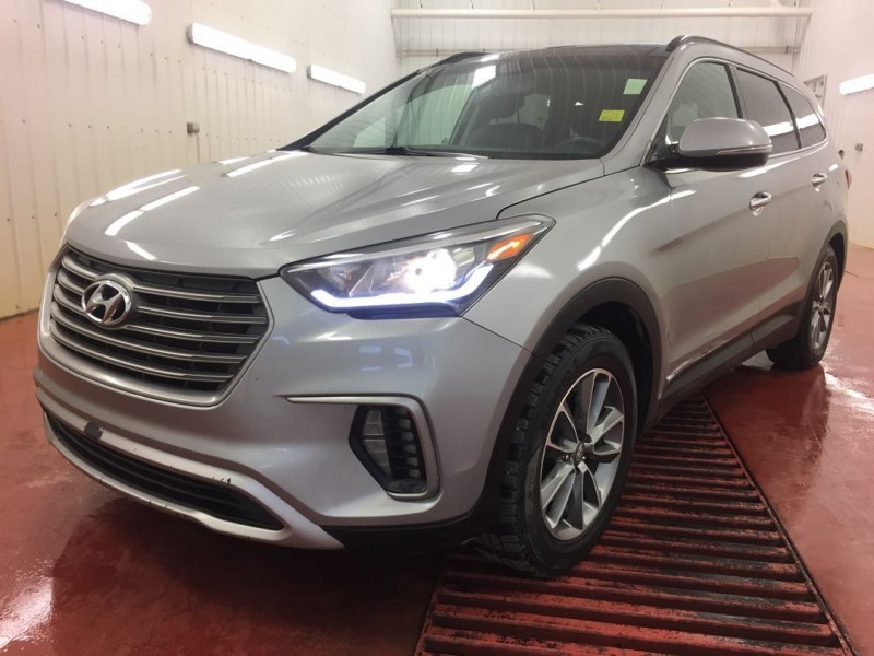 Grande Prairie Hyundai >> 2017 Hyundai Santa Fe Xl In Grande Prairie Ab Nor Lan Chrysler