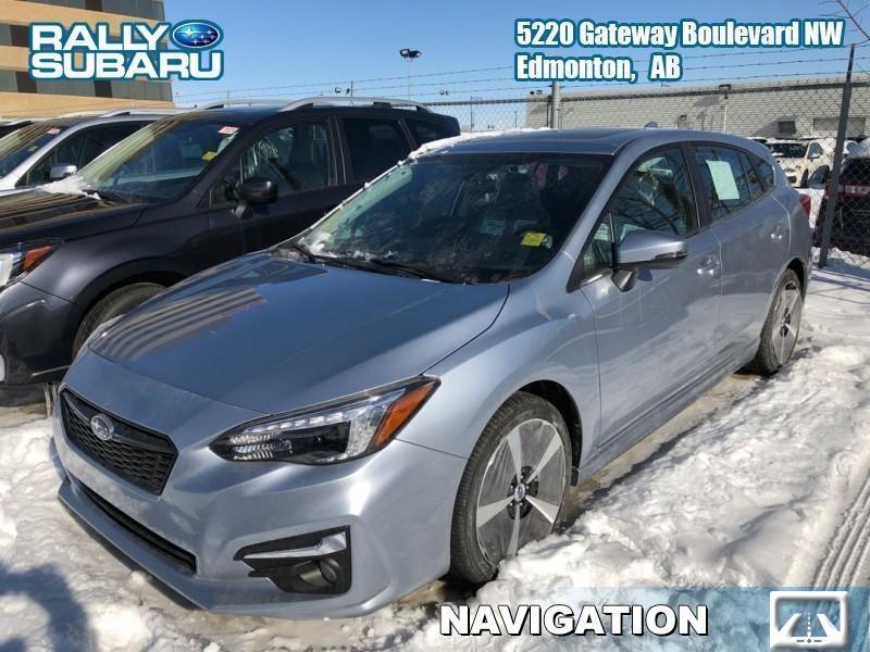 2018 Subaru Impreza in Edmonton, AB | Rally Subaru