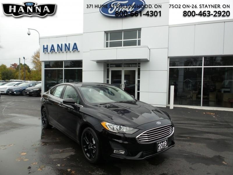 Ford Fusion Ecoboost >> 2019 Ford Fusion Se 1 5l Ecoboost