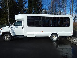 2005 GMC TC5500