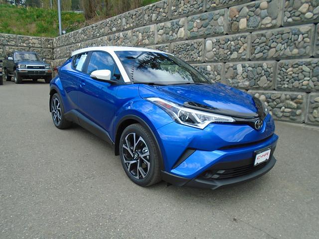 2018 Toyota DEMO C-HR