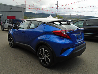 2018 Toyota DEMO C-HR