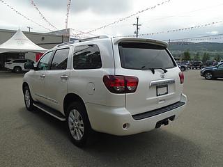 2018 Toyota DEMO Sequoia