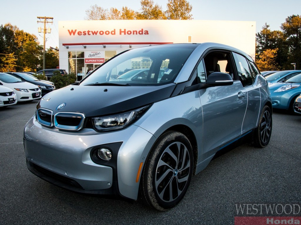2015 Bmw Undefined In Port Moody Bc Westwood Honda I3 Vehicle Electrical System Control Units Location Zero Emissions Rwd