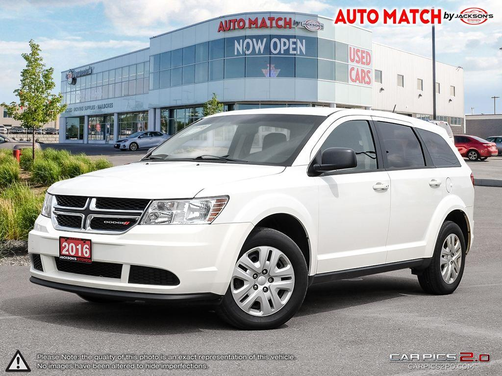 2016 Dodge JOURNEY in Barrie, ON | Jackson\'s Toyota