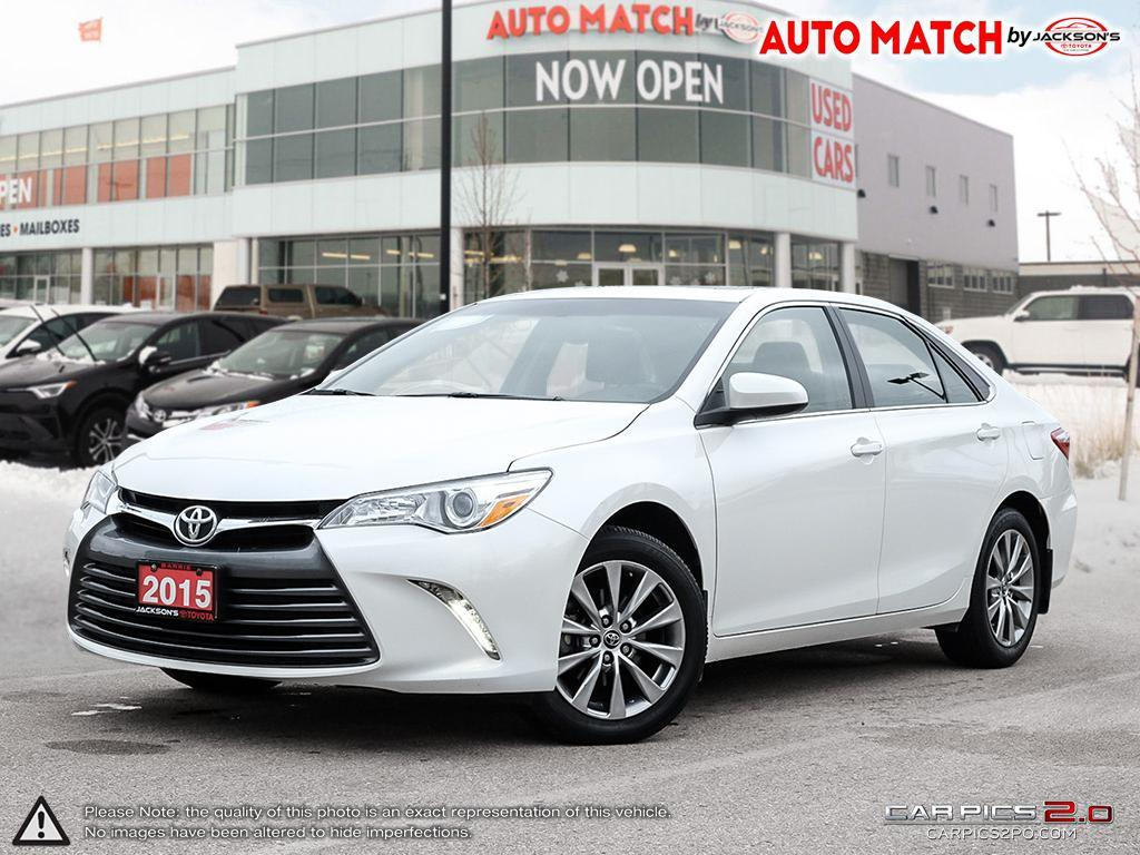 2015 Toyota CAMRY in Barrie, ON | Jackson\'s Toyota