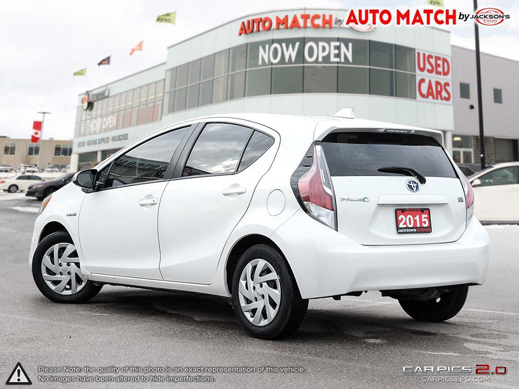2015 Toyota Prius c in Barrie, ON | Jackson\'s Toyota