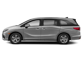 2019 Honda ODYSSEY EXL NAVI