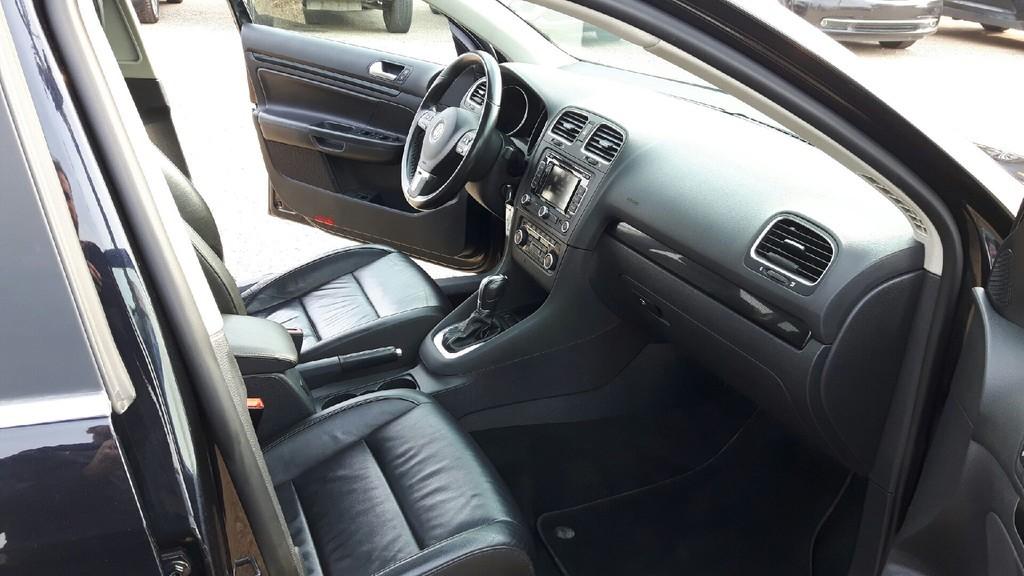 2013 Volkswagen Golf Wagon