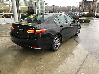 2016 Acura TLX AWD