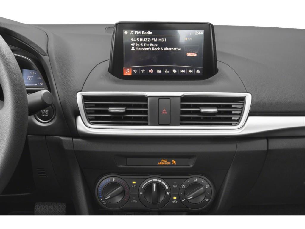 2018 Mazda Mazda3