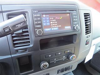 2017 Nissan NV2500