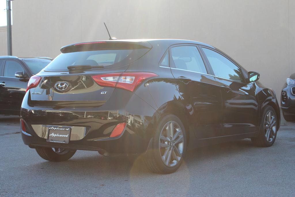 2017 Hyundai Elantra GT